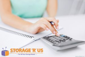 calculate self storage in oklahoma