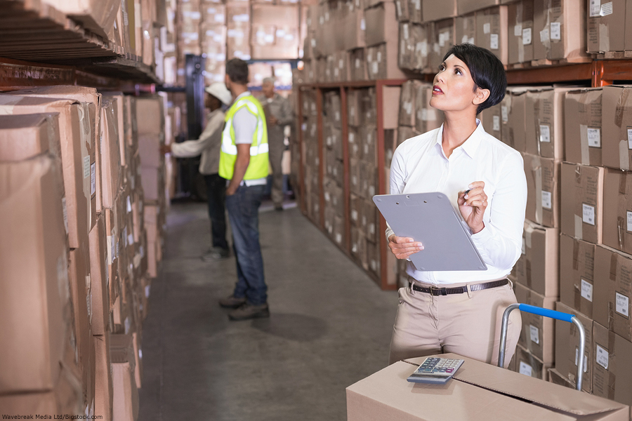 business inventory storage in lawton