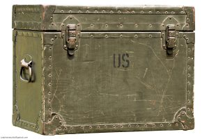 military self storage packing tips