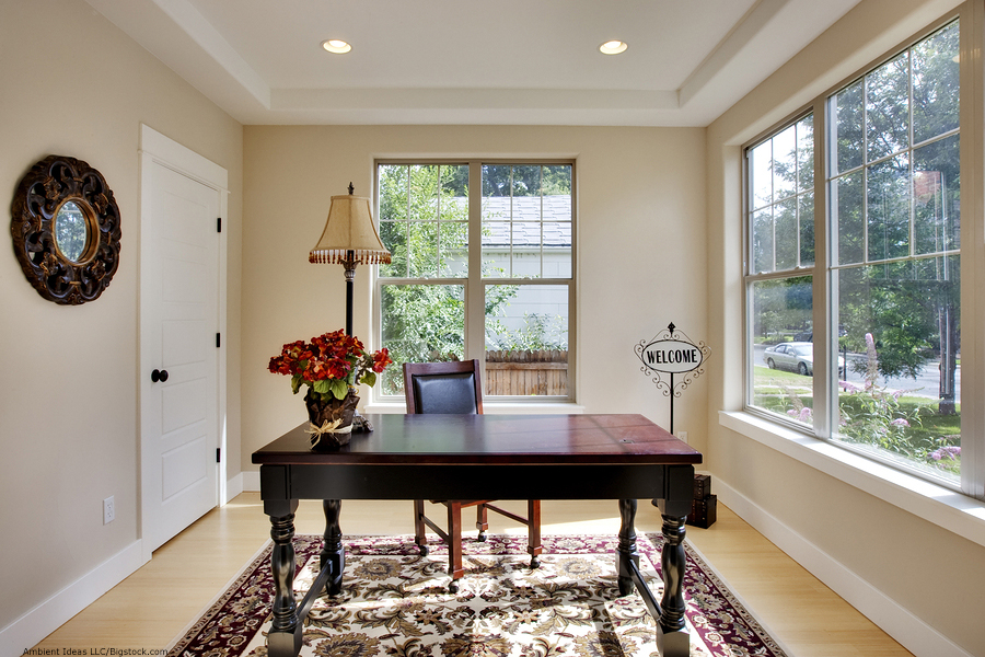 moore self storage home staging