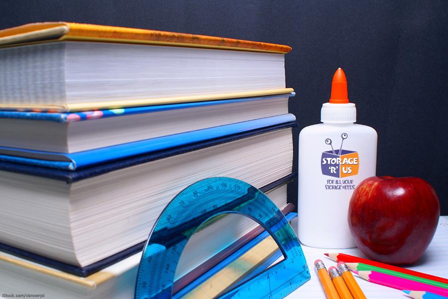 oklahoma self storage school supplies
