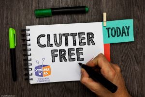 self storage oklahoma clutter free home
