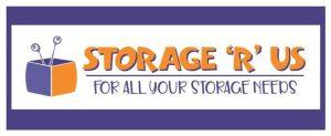 Storage R Us Logo