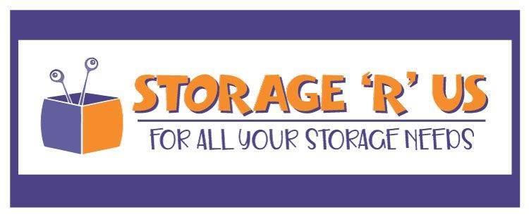 Storage R Us Logo