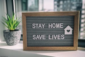 Stay at Home Order self storage in Lawton