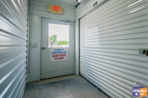 climate-controlled self-storage in Oklahoma