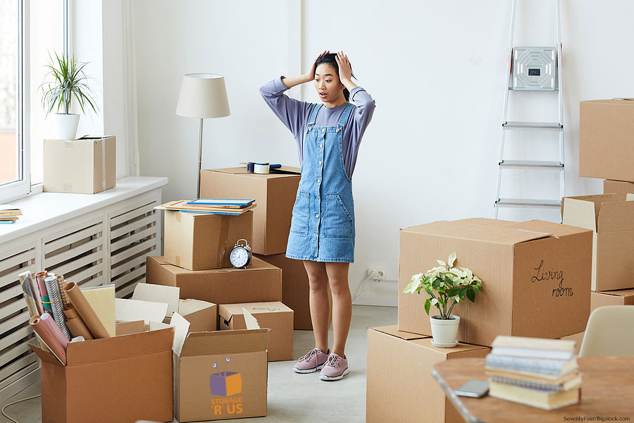 Create SPace at Home Instead of Moving Lawton Oklahoma